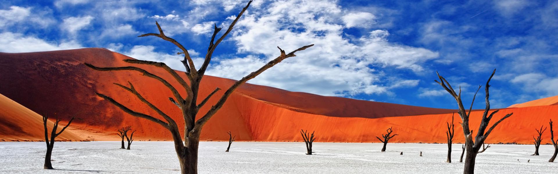 Mietwagenreisen Namibia - Reisen mit mehr als 23 Tage