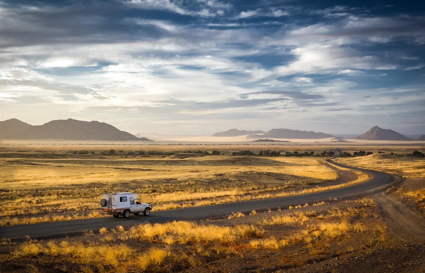 Höhepunkte in Nord und Zentral Namibia